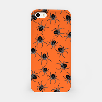 Thumbnail image of Creepy Spiders  iPhone Case, Live Heroes