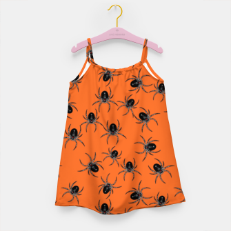 Thumbnail image of Creepy Spiders  Girl's dress, Live Heroes