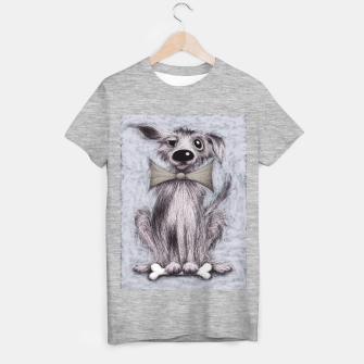 Miniatur Lucky dog T-shirt regular, Live Heroes