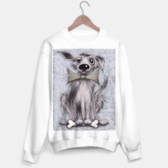 Thumbnail image of Lucky dog Sweater regular, Live Heroes