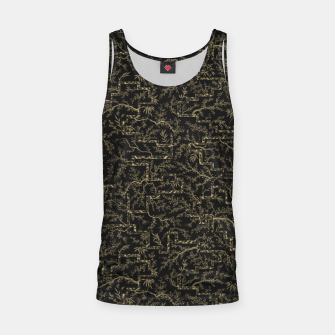 Thumbnail image of The Night Before the Sakura Blooms Tank Top, Live Heroes