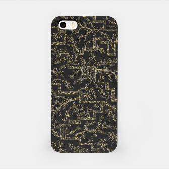 Thumbnail image of The Night Before the Sakura Blooms iPhone Case, Live Heroes