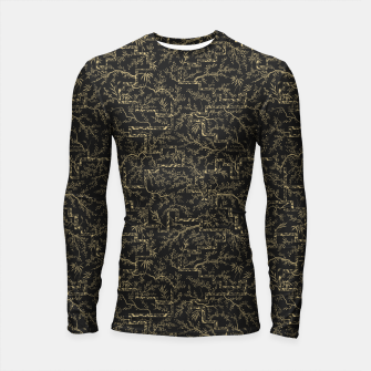 Thumbnail image of The Night Before the Sakura Blooms Longsleeve rashguard , Live Heroes