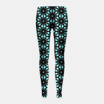 Thumbnail image of Kettukas #1 Girl's leggings, Live Heroes