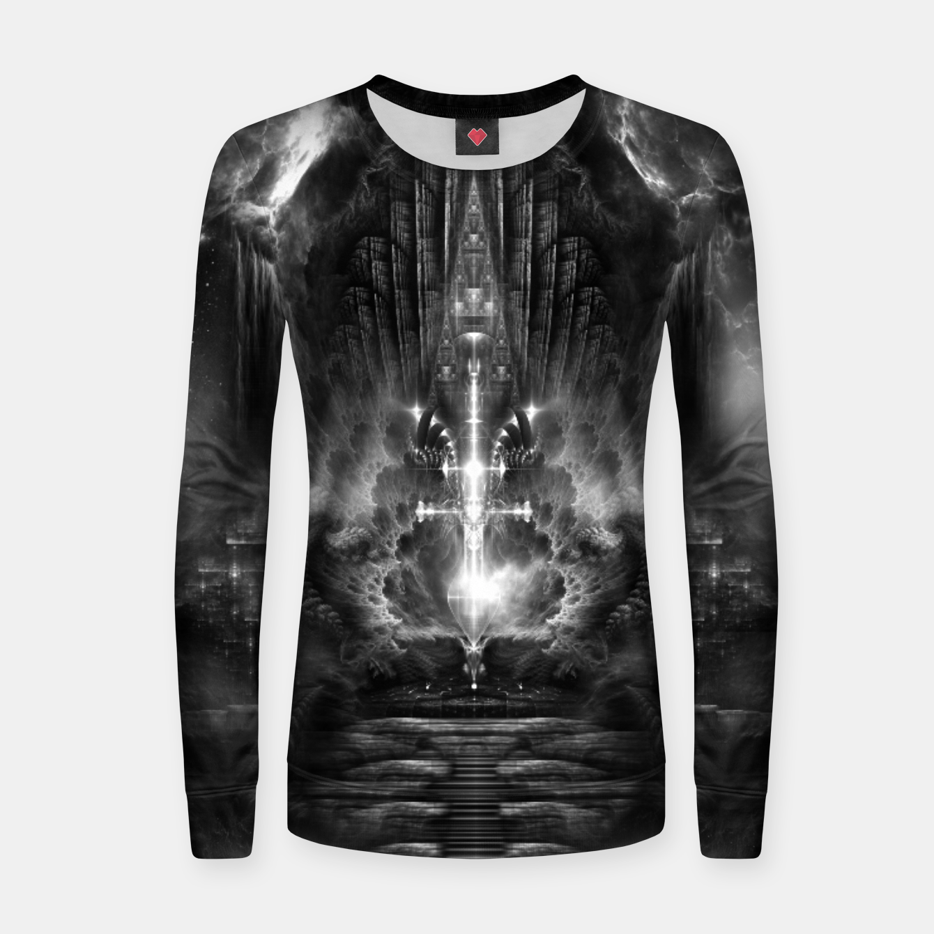 Image of Archive Portal DGS Women sweater - Live Heroes