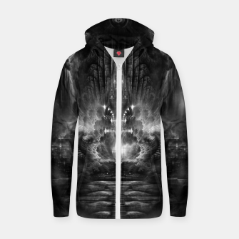 Thumbnail image of Archive Portal DGS Zip up hoodie, Live Heroes