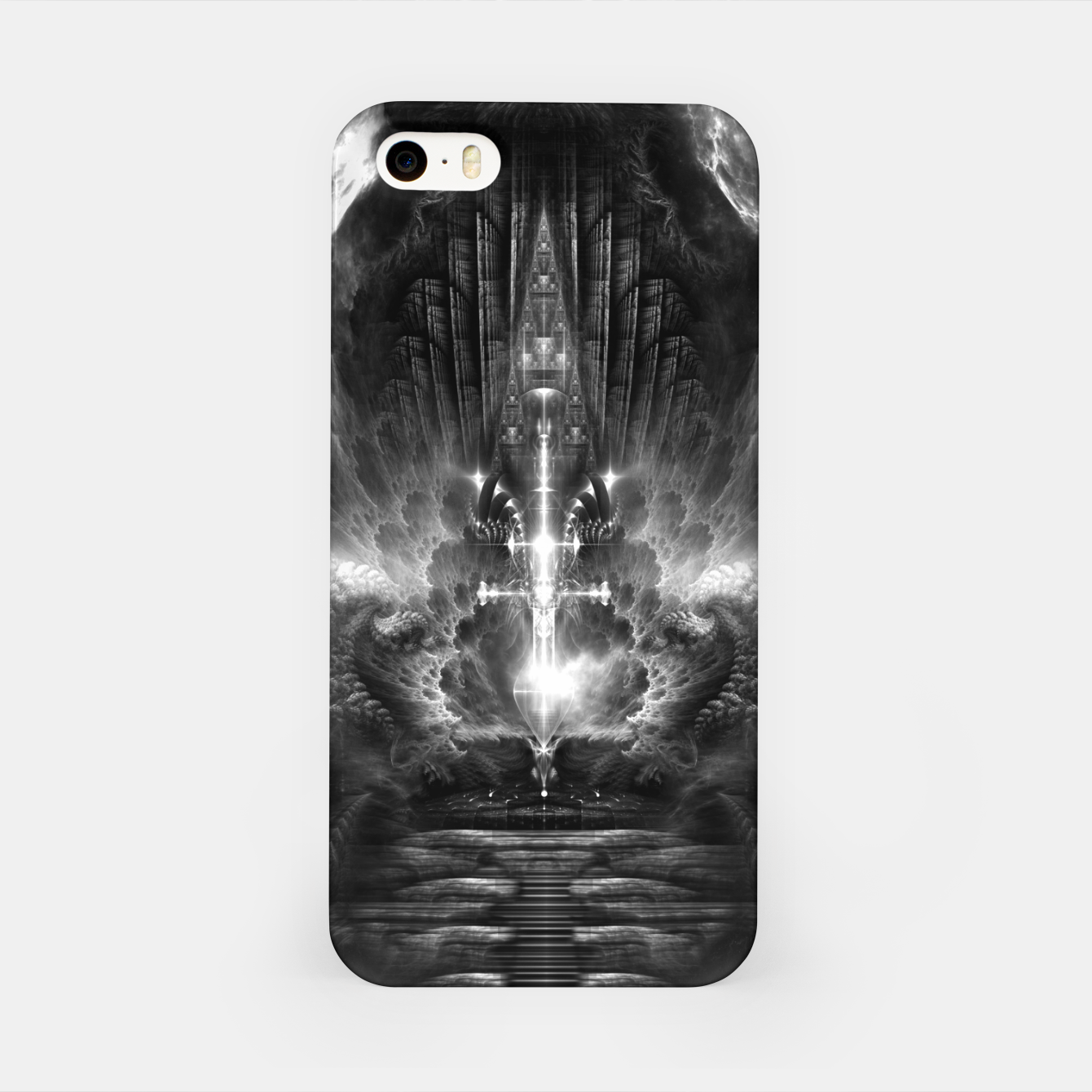 Image of Archive Portal DGS iPhone Case - Live Heroes