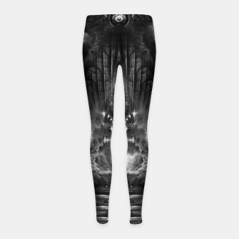 Thumbnail image of Archive Portal DGS Girl's leggings, Live Heroes