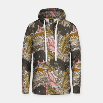 Miniature de image de Sunset on palm leaves 0I Sudadera con capucha, Live Heroes