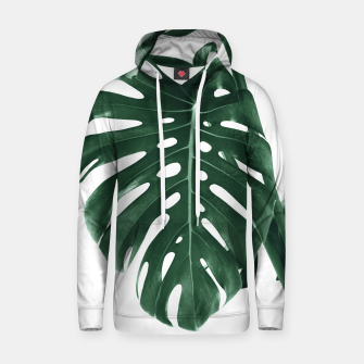 Miniaturka Monstera Delight #4 #tropical #decor #art Kapuzenpullover, Live Heroes