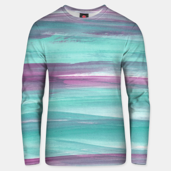 Mermaid Abstract Minimalism #1 #minimal #ink #decor #art Unisex sweatshirt obraz miniatury