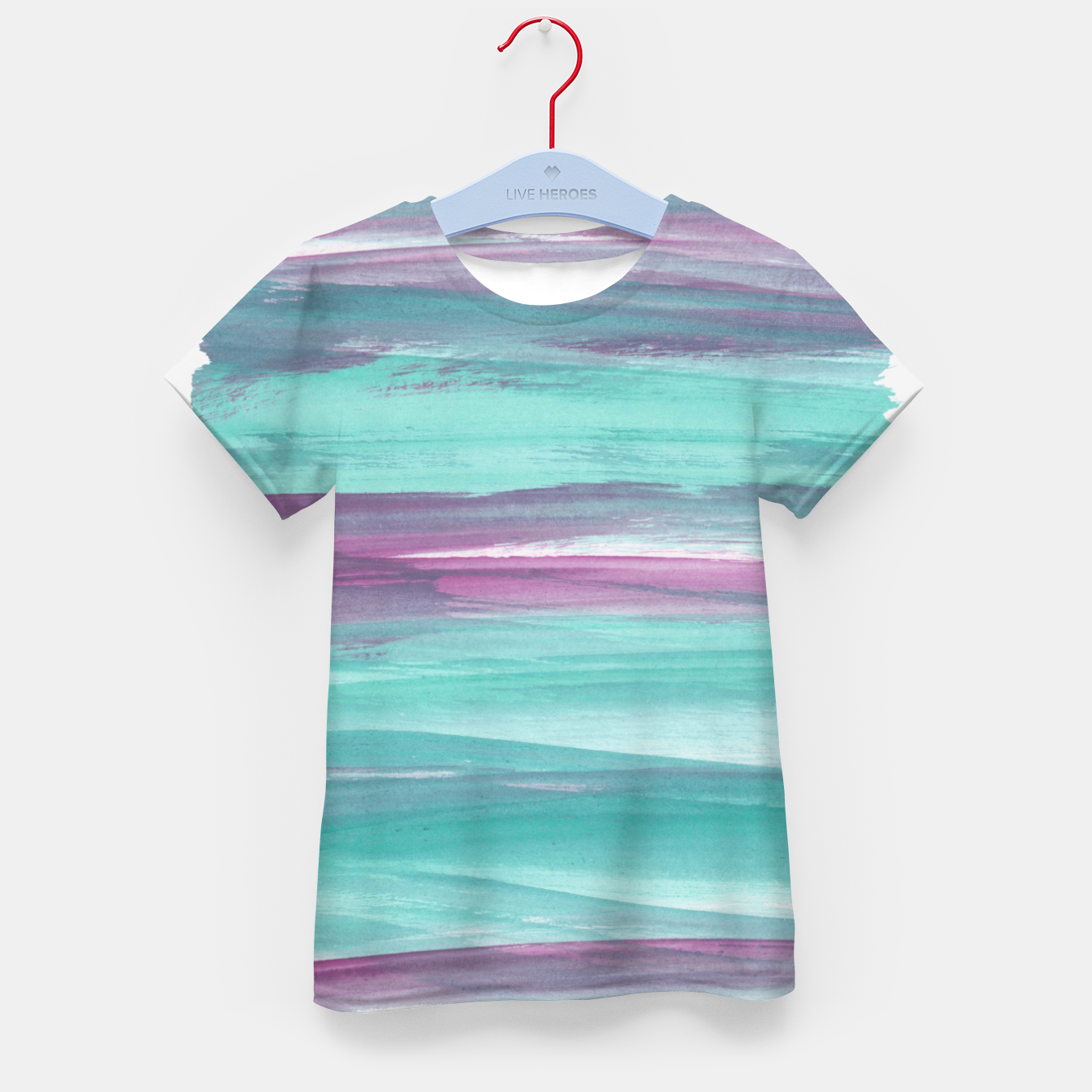 Image de Mermaid Abstract Minimalism #1 #minimal #ink #decor #art T-Shirt für kinder - Live Heroes