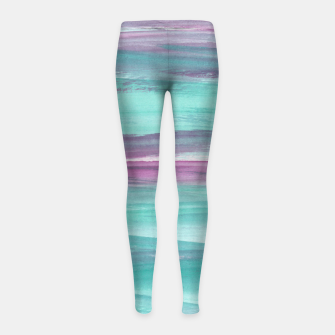 Miniaturka Mermaid Abstract Minimalism #1 #minimal #ink #decor #art Kinder-Leggins, Live Heroes