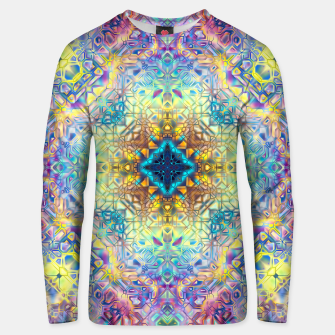 Abstract Pattern II Unisex sweater obraz miniatury
