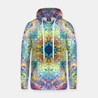 Abstract Pattern II Hoodie obraz miniatury