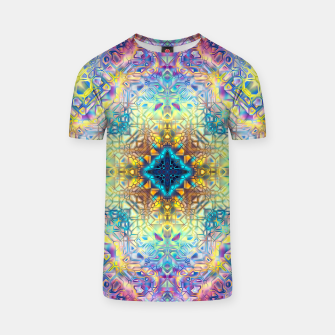 Abstract Pattern II T-shirt obraz miniatury