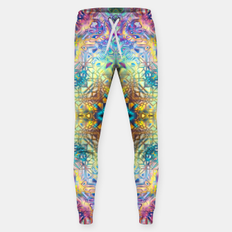 Abstract Pattern II Sweatpants obraz miniatury