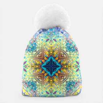 Abstract Pattern II Beanie obraz miniatury