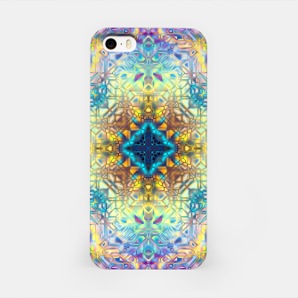 Abstract Pattern II iPhone Case obraz miniatury