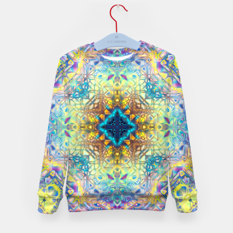 Abstract Pattern II Kid's sweater obraz miniatury
