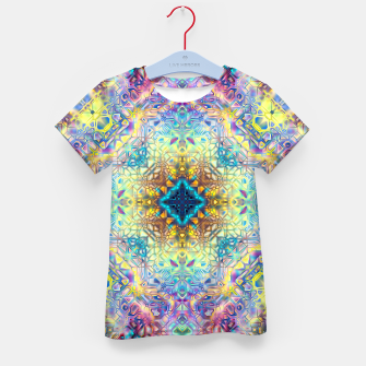 Abstract Pattern II Kid's t-shirt obraz miniatury