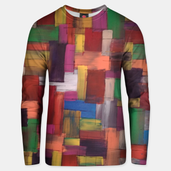 Thumbnail image of multicolor Unisex sweater, Live Heroes