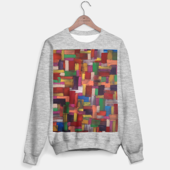 Thumbnail image of multicolor Sweater regular, Live Heroes