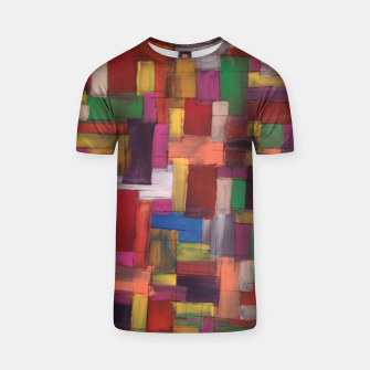 Thumbnail image of multicolor T-shirt, Live Heroes