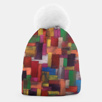 Thumbnail image of multicolor Beanie, Live Heroes
