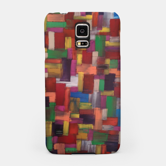 Thumbnail image of multicolor Samsung Case, Live Heroes