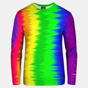 Thumbnail image of Rainbow Rain I Sweater, Live Heroes