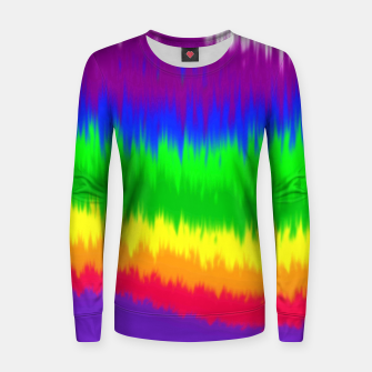 Thumbnail image of Rainbow Rain II Sweater, Live Heroes