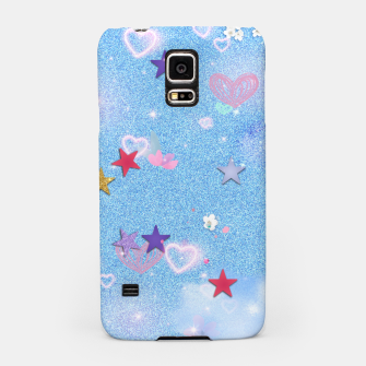 Thumbnail image of Some Cuteness 1 blue Samsung Case, Live Heroes