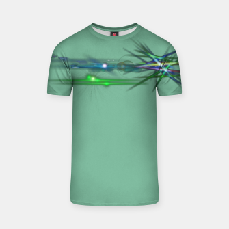 Miniature de image de Optical Flares 6 T-Shirt, Live Heroes