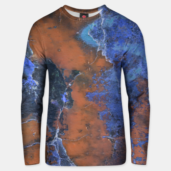 Miniaturka Grunge Colorful Abstract Texture Print Unisex sweater, Live Heroes