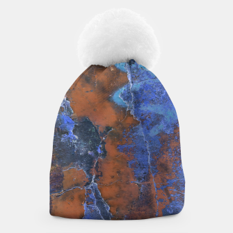 Miniaturka Grunge Colorful Abstract Texture Print Beanie, Live Heroes