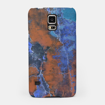 Miniaturka Grunge Colorful Abstract Texture Print Samsung Case, Live Heroes