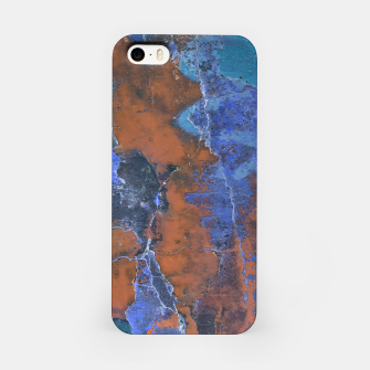 Miniaturka Grunge Colorful Abstract Texture Print iPhone Case, Live Heroes