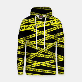 Thumbnail image of ATTENTION DANGER Sudadera con capucha, Live Heroes