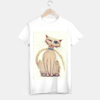 Thumbnail image of Arthur the cat T-shirt regular, Live Heroes