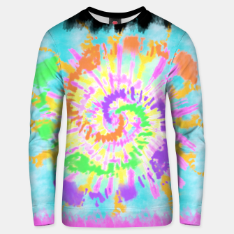 Thumbnail image of colorful mood Unisex sweater, Live Heroes