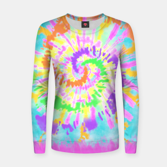 Thumbnail image of colorful mood Women sweater, Live Heroes