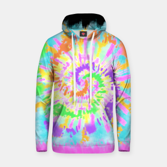 Thumbnail image of colorful mood Hoodie, Live Heroes