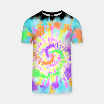 Thumbnail image of colorful mood T-shirt, Live Heroes