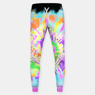 Thumbnail image of colorful mood Sweatpants, Live Heroes