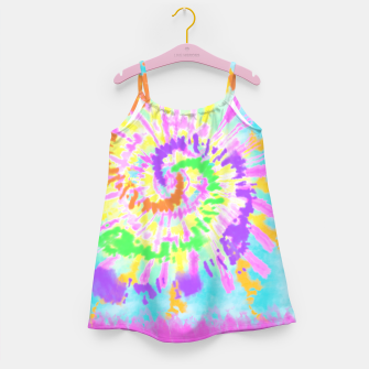 Thumbnail image of colorful mood Girl's dress, Live Heroes