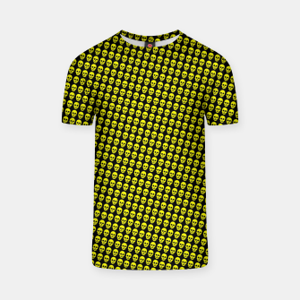 Thumbnail image of SKULLs yellow Camiseta, Live Heroes