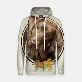 Miniatur Young Labrador - Graphic Style Kapuzenpullover, Live Heroes