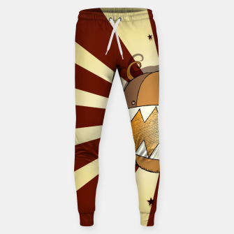 Thumbnail image of KAWAII PUMPKIN Sweatpants, Live Heroes