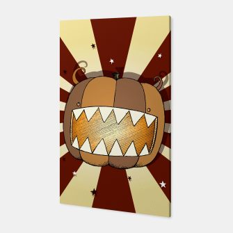 Miniature de image de KAWAII PUMPKIN Canvas, Live Heroes